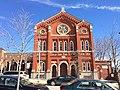 B'nai Israel Synagogue, 27 Lloyd Street, Baltimore, MD (32473285074).jpg