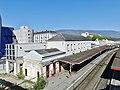 Bâtiment Voyageurs de la gare de Chambéry en 2017.JPG