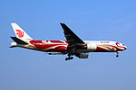 B-2060 - Air China - Boeing 777-2J6 - Red Phoenix Livery - SHA (16927640955).jpg