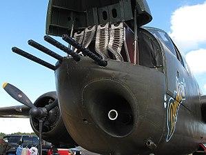 Gunship - Image: B 25H