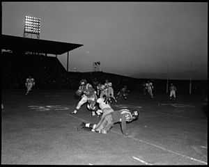 1960 CFL season - BC Lions vs. Winnipeg Blue Bombers, August 11