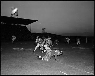 1960 CFL season - BC Lions vs. Winnipeg Blue Bombers, August 11