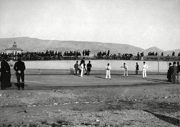 BASA-3K-7-422-11-1896 Summer Olympics