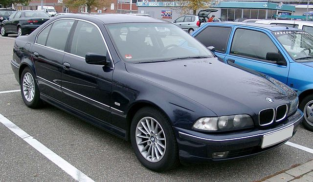 File Bmw E39 Front 20081009 Jpg Wikimedia Commons