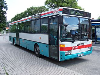 Mercedes-Benz O405 - O407 integral