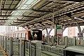 BTS Ratchayothin - Train approaching Keha side platform.jpg