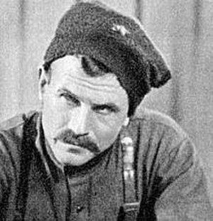 Boris Babochkin - Boris Babochkin as Chapaev in Chapaev