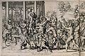 Bacchus on a chariot preceded by a drunken procession of Wellcome V0019442.jpg