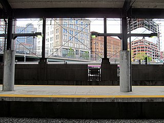 Back Bay Station