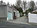 Back lane Neath Road Plymouth - geograph.org.uk - 1007327.jpg