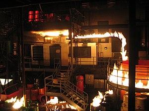 Backdraft (attraction) - Image: Backdraft Universal Studios Hollywood