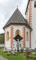Bad Kleinkirchheim St Oswald Kirchweg 16 Pfarrkirche hl Oswald Chorschluss 17092015 7556.jpg