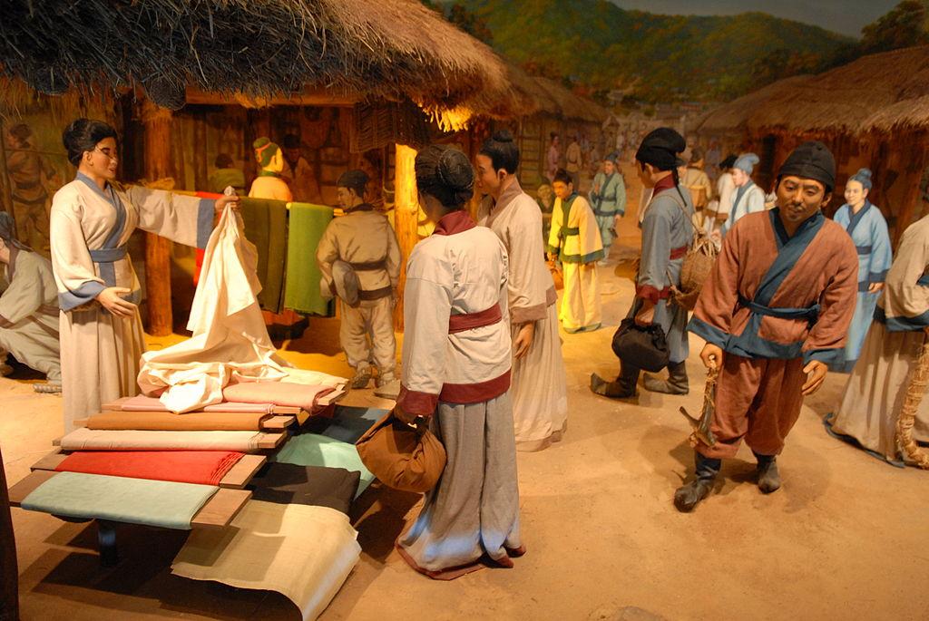 Buyeo-gun South Korea  city pictures gallery : ... Cultural Festival, Bu Yeo Gun, South Korea 111007 6242035331