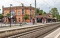 Bahnhof Uelzen neu gestaltet von Hundertwasser.jpg