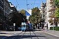 Bahnhofstrasse Zürich - Bürkliplatz-SNB 2010-09-21 15-07-56.JPG