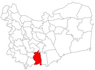 Baia, Tulcea Commune in Tulcea, Romania