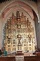 Baixas (66) retable de l'église10.jpg