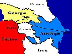 Baku Tbilisi Kars railway.JPG