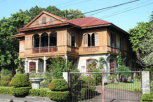 Silay - Balay Negrense on Cinco de Noviembre Street