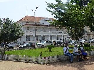 São Tomé Capital of São Tomé and Príncipe