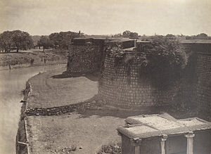 Chronicles of the Canongate - Bangalore Fort in 1860