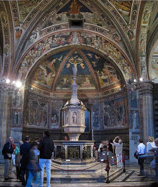 http://upload.wikimedia.org/wikipedia/commons/thumb/9/95/Baptistry_interior_Siena_Apr_2008_P.jpg/507px-Baptistry_interior_Siena_Apr_2008_P.jpg