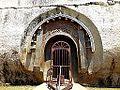 Barabar Caves - Lomas Rishi Cave (9227394172).jpg