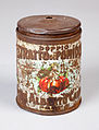 Barattolo per il gomitolo di spago - Musei del cibo - Pomodoro - 194.jpg
