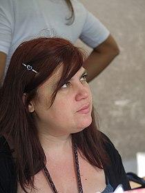 Barbara Canepa - Comédie du Livre 2010 - P1400141.jpg