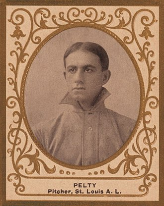 History of the St. Louis Browns - Barney Pelty