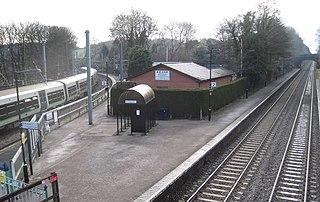 Barnt Green railway station