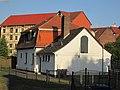 Barockes Schleusenwärterhaus (Rückseite) - Eschwege Schleuse - panoramio.jpg