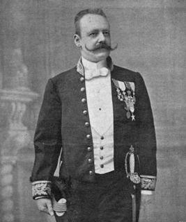 Francis Dhanis Belgian military leader