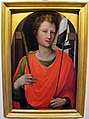 Bartolomeo neroni, sant'ansano, 1570 ca., da compagnia di s. ansano poi s. michele al monte di s. donato.JPG