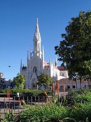 Ubaté - Image: Basílica Menor de Ubaté