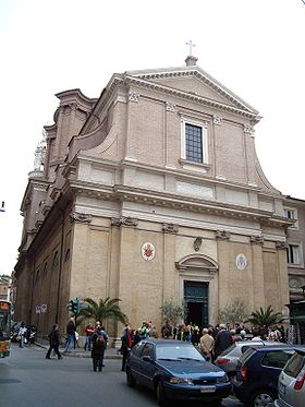 Image illustrative de l'article Basilique Sant'Andrea delle Fratte