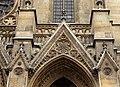 Basilique Sainte-Clotilde Paris Détail façade 26102018.jpg