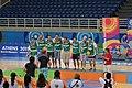 Basketball national team of slovenia at Special Olympics 2011.jpg