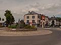 Bastogne, verkeersplein La Doyenne foto32014-06-13 13.08.jpg