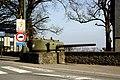Bastogne tourelle rue de la Chapelle.JPG