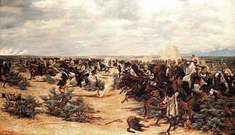 First and Second Battles of El Teb - Second battle of El Teb (Godfrey Douglas Giles)