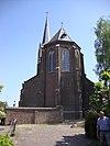 batenburg (wijchen, gld, nl), church (apse)