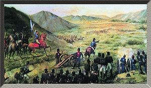 Pío de Tristán - The Battle of Salta, 1813