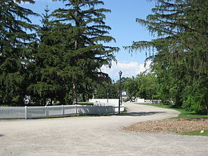 Centennial Parkway - Battlefield Park Entrance