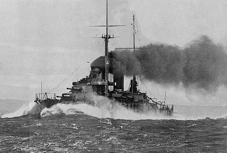 Battleship Paris
