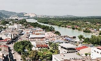 Batu Pahat District - Batu Pahat River