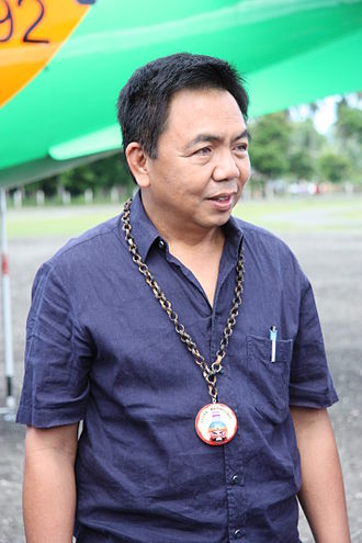 Bagumbayan–VNP - Former Marikina City Mayor and Metropolitan Manila Development Authority (MMDA) Chairman Bayani Fernando. He is also the party's Vice-Presidential nominee for the 2010 Philippine General Election.