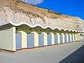 Beach Huts, Ovingdean Beach - geograph.org.uk - 370039.jpg