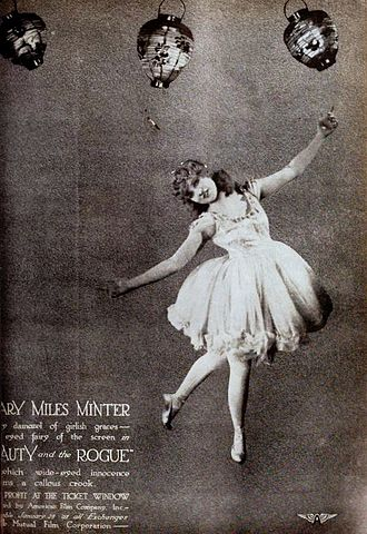 Beauty and the Rogue - Advertisement for film