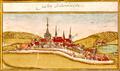 Bebenhausen, Tübingen, Andreas Kieser.png